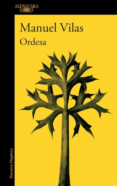 Cubierta novela Ordesa