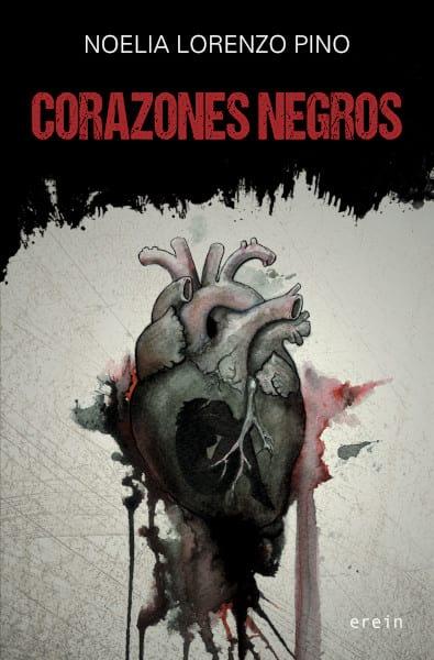 Cubierta reseña Corazones negros