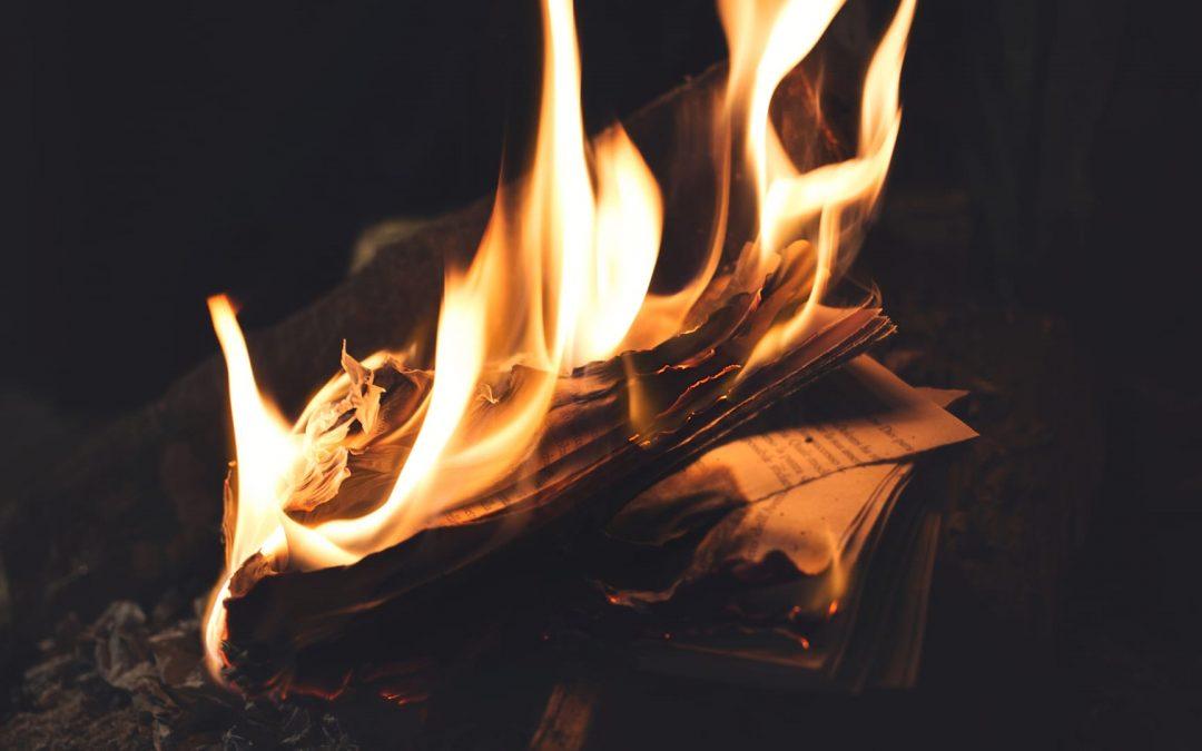 Reseña de Fahrenheit 451