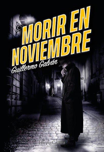 Reseña de Morir en noviembre - portada
